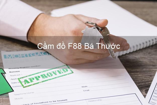 Cầm đồ F88 Bá Thước Thanh Hóa
