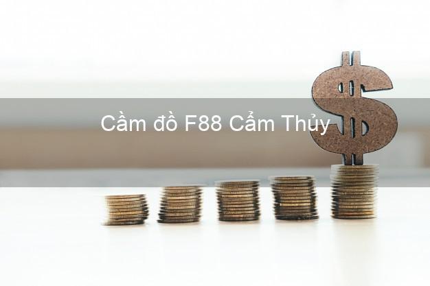Cầm đồ F88 Cẩm Thủy Thanh Hóa