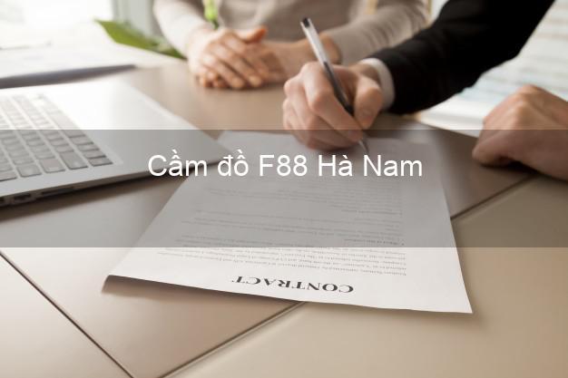 Cầm đồ F88 Hà Nam
