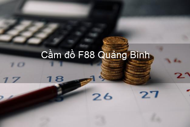 Cầm đồ F88 Quảng Bình