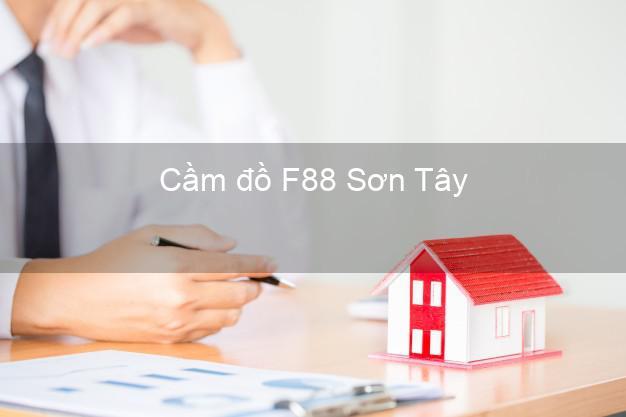 Cầm đồ F88 Sơn Tây Hà Nội