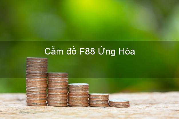 Cầm đồ F88 Ứng Hòa Hà Nội