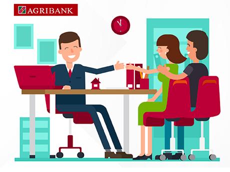 Hướng dẫn vay tiền Agribank trả góp