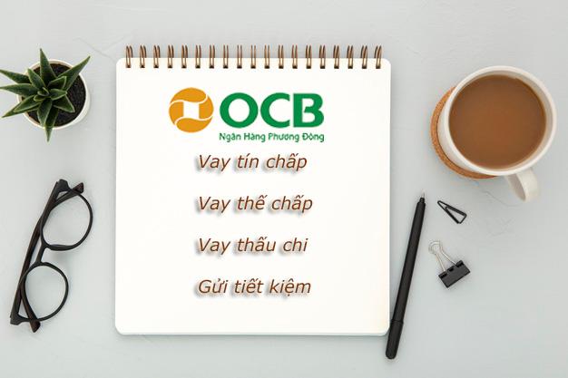 Hướng dẫn vay tiền OCB tháng 5 2021