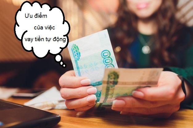 Vay tiền Duyệt Tự Động Trả Góp hàng tháng